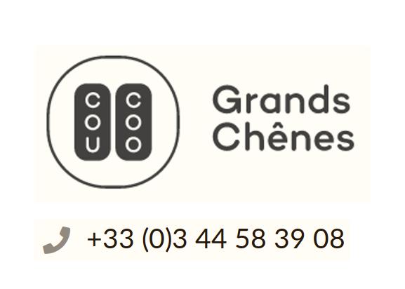 Logo grands chenes 1