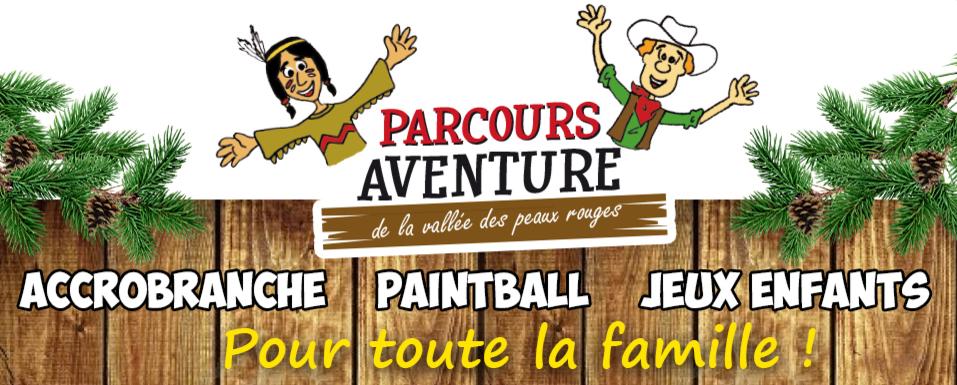 Logo parc fleurines 1